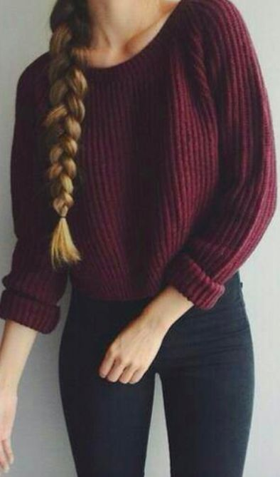 Pashmina sweater in boat neck and long sleeve